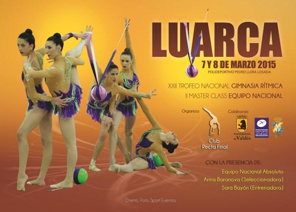 Asturias con niños: XXII Torneo Nacional Gimnasia Rítmica Luarca 2015